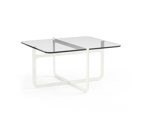 Clip Side Table Low by Discipline by Discipline