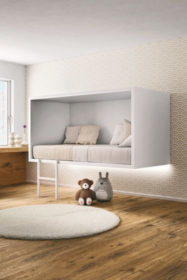 Cloud_bed_kids by LAGO by LAGO