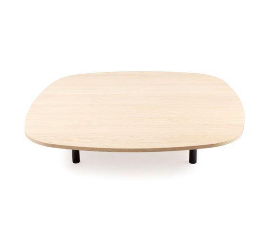 Coffee Table round square by OBJEKTEN by OBJEKTEN