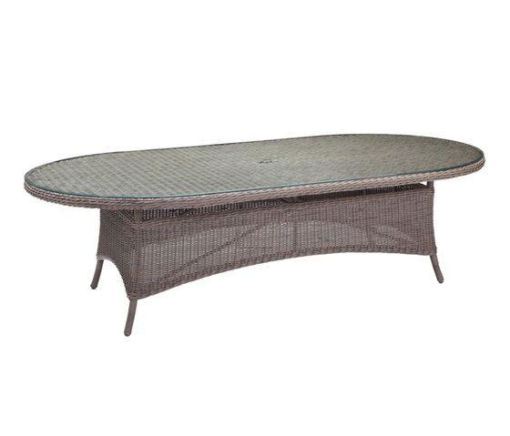 Colonial 270cm x 140cm Table by Akula Living by Akula Living