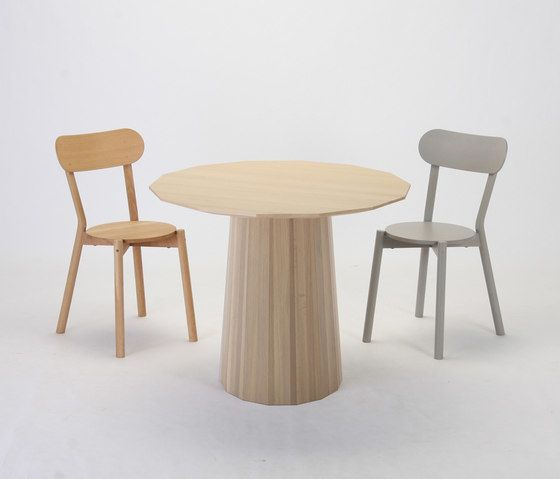 Colour Wood Dining 95 Plain by Karimoku New Standard by Karimoku New Standard