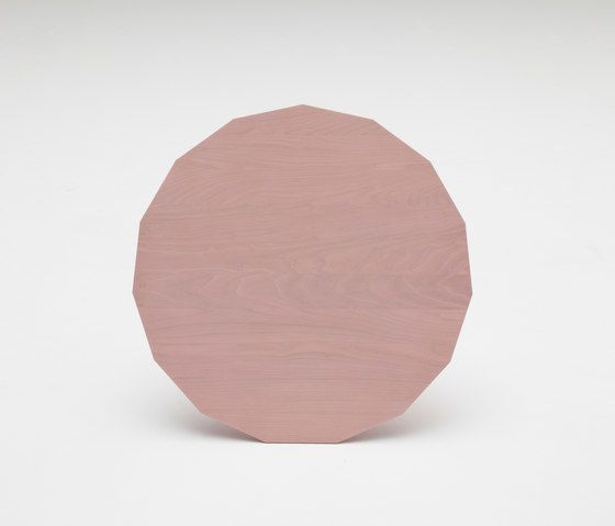 Colour Wood Pink by Karimoku New Standard by Karimoku New Standard