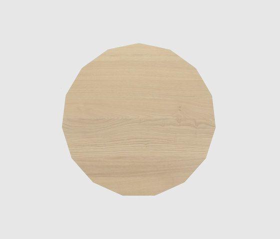 Colour Wood Plain Medium by Karimoku New Standard by Karimoku New Standard
