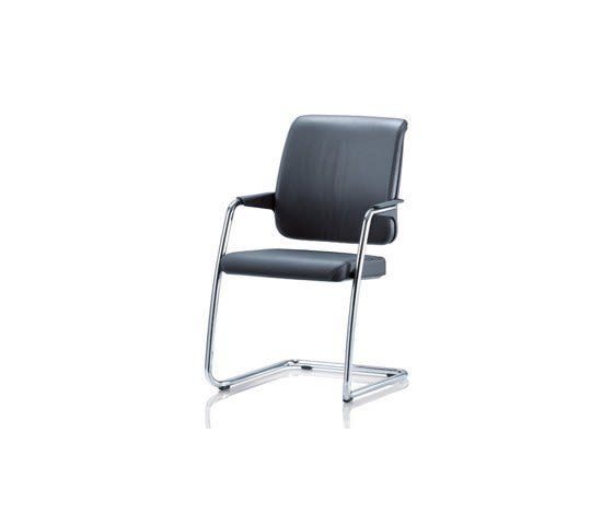 CONNEXION Cantilever chair by Girsberger by Girsberger