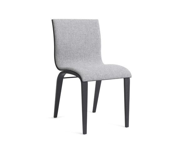 Copenhagen | chair two by Erik Bagger Furniture by Erik Bagger Furniture