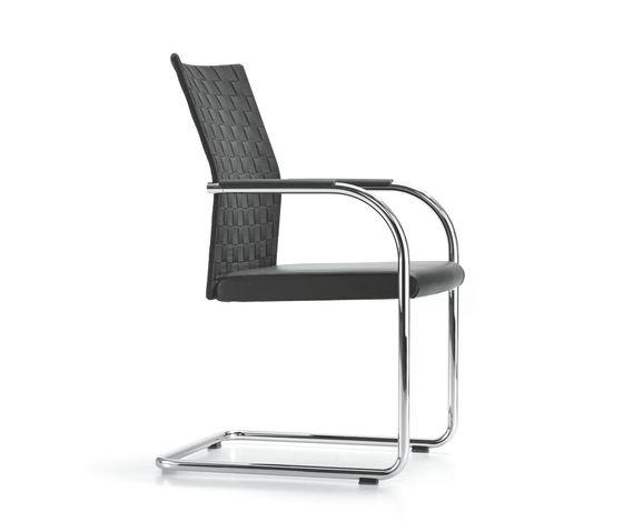 CORPO Cantilever chair by Girsberger by Girsberger
