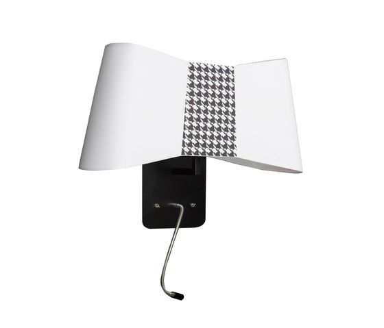 Couture Wall lamp large LED by designheure by designheure