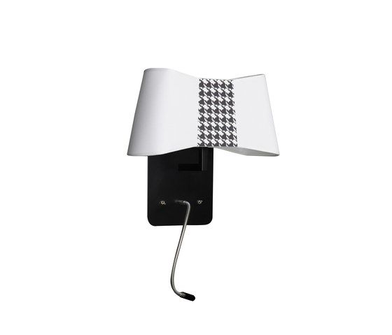 Couture Wall lamp small LED by designheure by designheure
