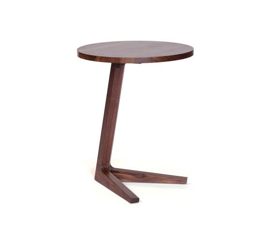 Cross side table by Case Furniture by Case Furniture