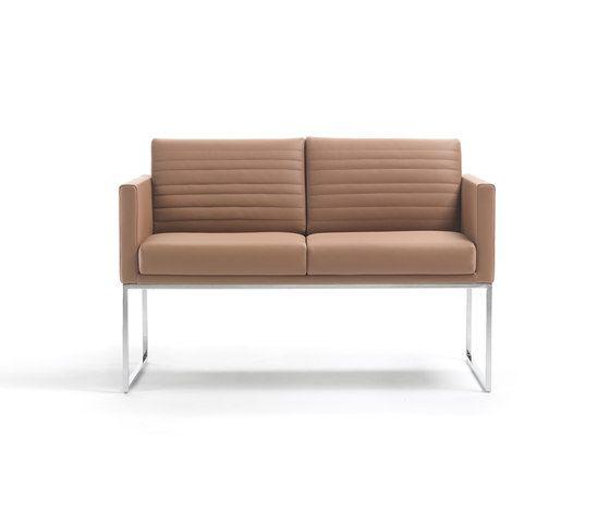 Cubic Mini Sofa by Giulio Marelli by Giulio Marelli