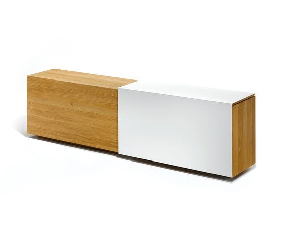 cubus sideboard by TEAM 7 by TEAM 7