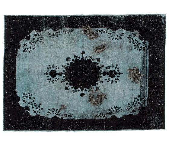 Decolorized Mohair black by GOLRAN 1898 by GOLRAN 1898