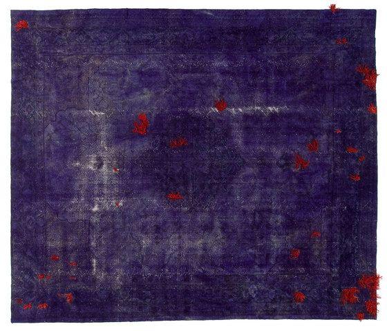 Decolorized Mohair dark purple by GOLRAN 1898 by GOLRAN 1898