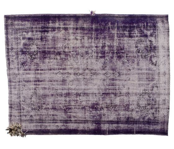 Decolorized Mohair purple by GOLRAN 1898 by GOLRAN 1898