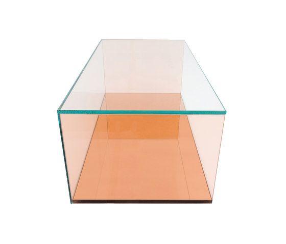 Desert Mirror Coffee Table by Farrah Sit by Farrah Sit