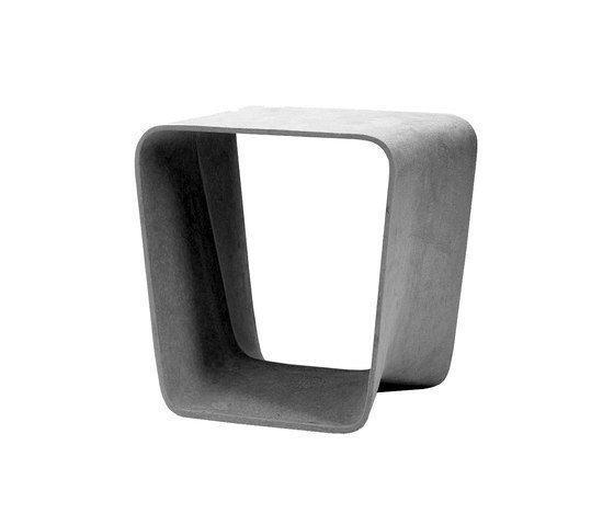 Design Ecal stool by Eternit (Schweiz) AG by Eternit (Schweiz) AG