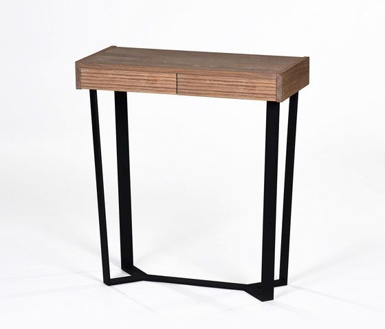 Dexter console table by Lambert by Lambert & Fils