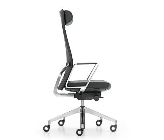 DIAGON Swivel chair by Girsberger by Girsberger