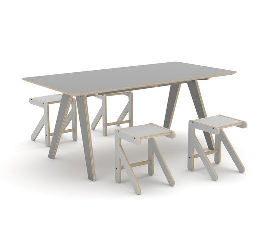 Dialogue table by KLOSS by KLOSS