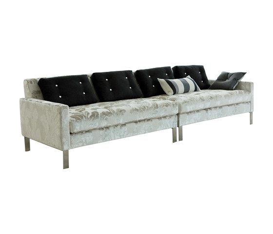 Domino Sofa by Designers Guild by Designers Guild