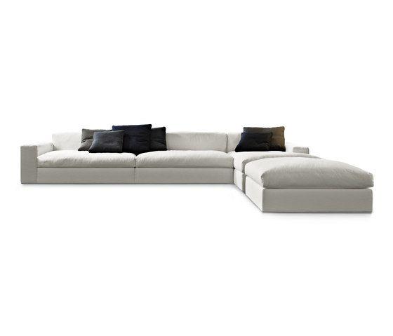 Dune sofa by Poliform by Poliform