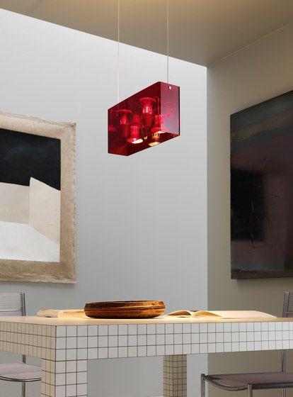 Duplex Suspension lamp by FontanaArte by FontanaArte