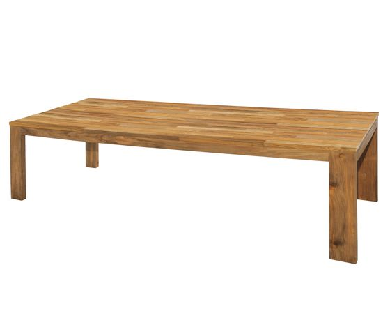 Eden dining table 300x100 cm (random laminated top) by Mamagreen by Mamagreen