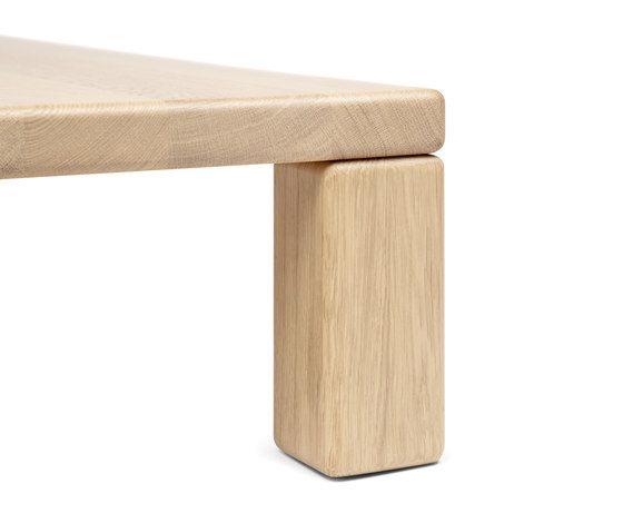 Element Low table by OBJEKTEN by OBJEKTEN