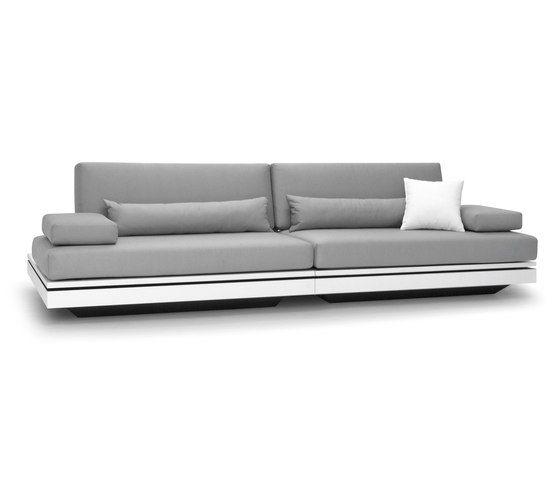 Elements sofa 2 seater by Manutti by Manutti
