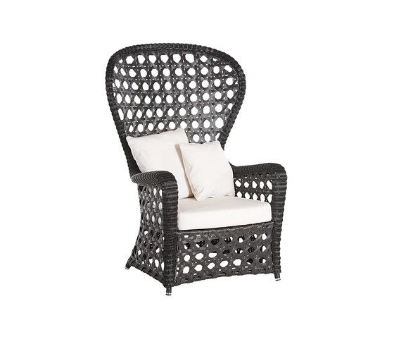 Emmanuel Armchair by Point by Point