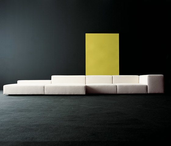Extra Wall modular sofa system by Living Divani by Living Divani
