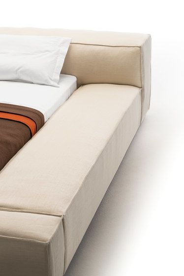 Extrasoft Bed by Living Divani by Living Divani