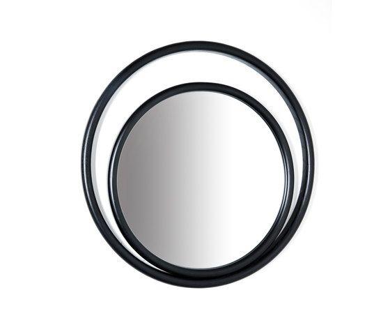 Eyeshine Mirror by WIENER GTV DESIGN by Gebrüder Thonet Vienna