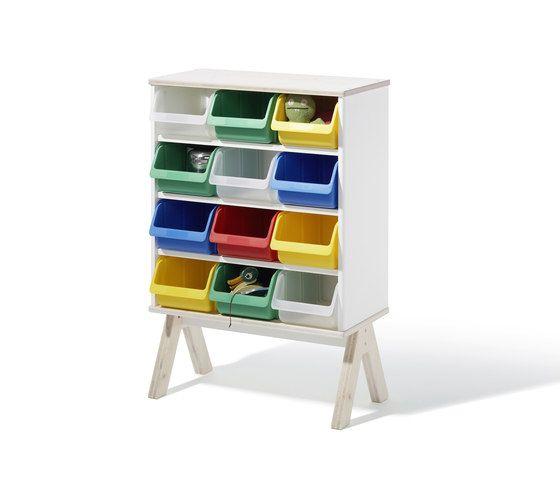 Famille Garage shelf by Lampert by Lampert