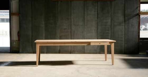 Farmer table by Heerenhuis by Heerenhuis