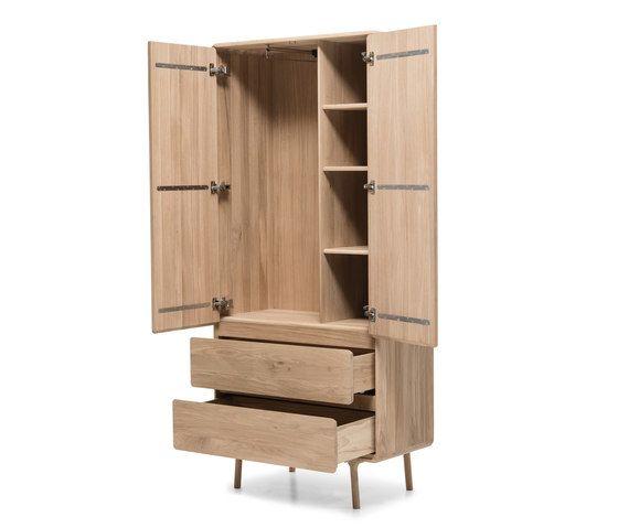 Fawn wardrobe by Gazzda by Gazzda