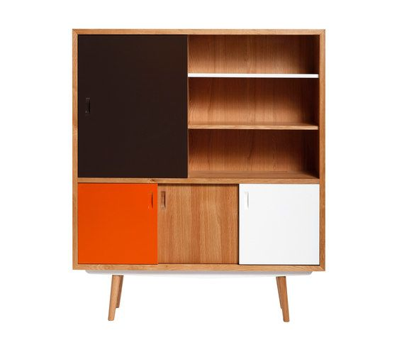 Fifties Buffet Cupboard by Red Edition by Red Edition