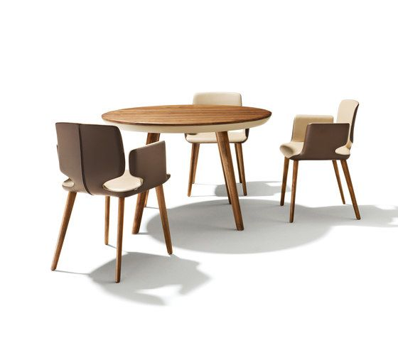 flaye non extendable table by TEAM 7 by TEAM 7