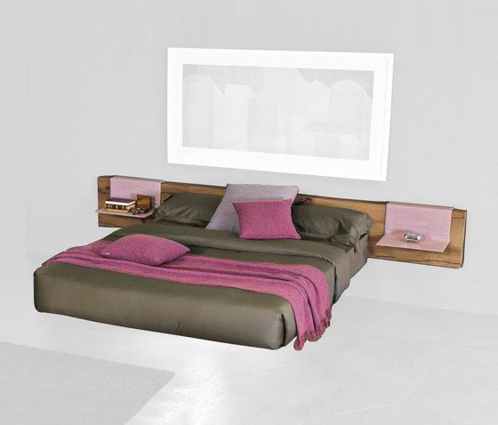Fluttua Wildwood_bed by LAGO by LAGO