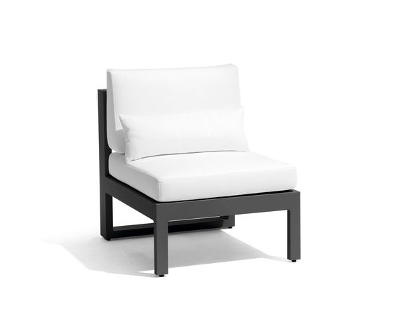 Fuse small middle seat by Manutti by Manutti