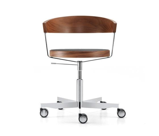 G 125 Swivel chair by Girsberger by Girsberger