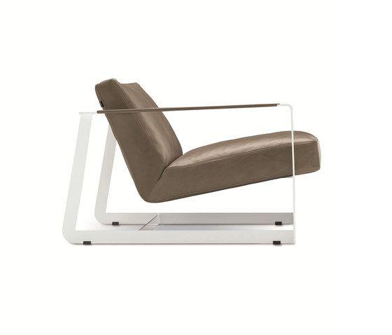 Gaston armchair by Poliform by Poliform