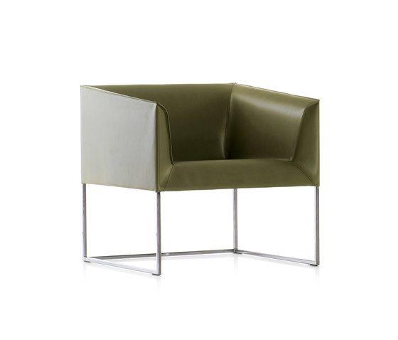Gavi L lounge armchair by Frag by Frag
