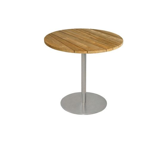 Gemmy dining table Ø 80 cm (Base D) by Mamagreen by Mamagreen