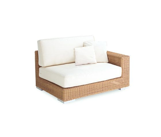 Golf sofa 2 left arm by Point by Point