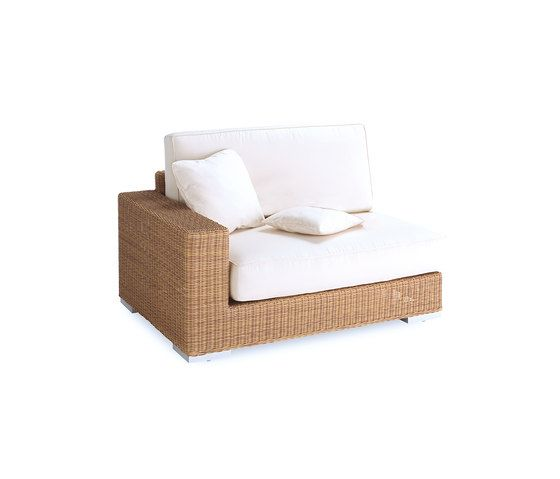 Golf sofa 2 right arm by Point by Point