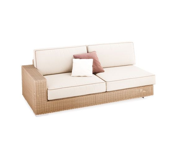 Golf sofa 3 right arm by Point by Point