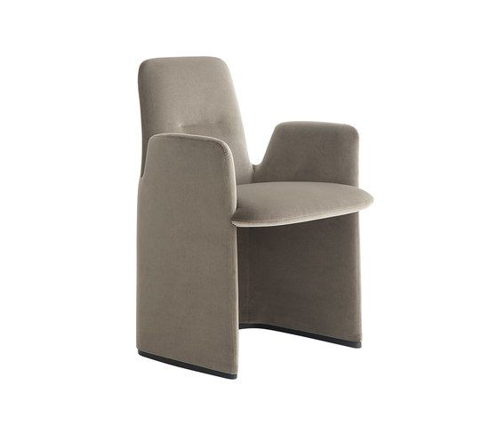 Guest armchair by Poliform by Poliform