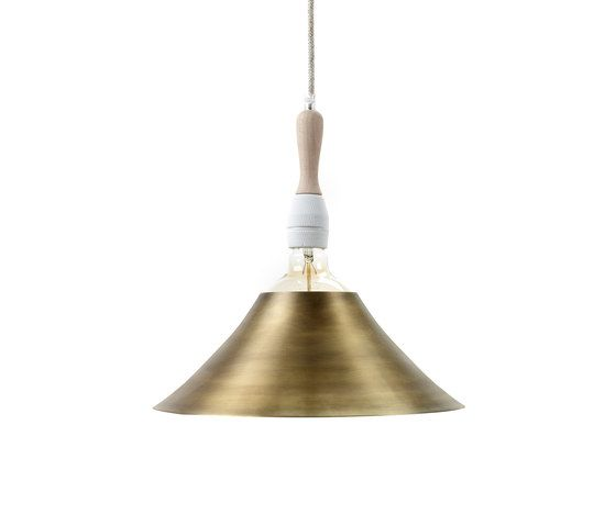 Hanging Lamp Conical hollow by Serax by Serax