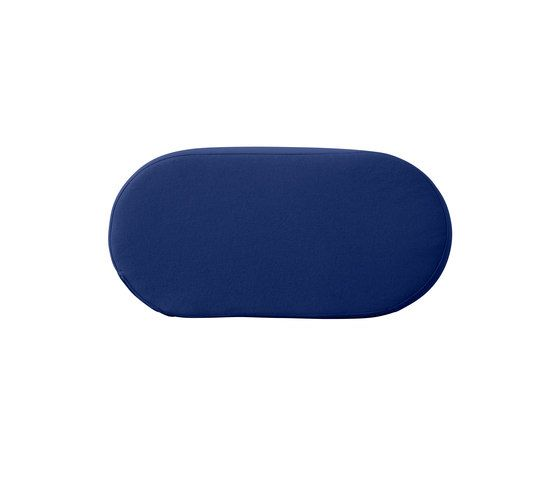 Heart pouf small by Softline A/S by Softline A/S